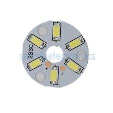 5PCS 5730 3W White LED Emitting Diode SMD Highlight Lamp Panel LED Board