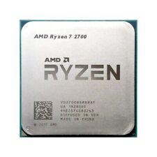 AMD Ryzen 7 2700 3.2GHz Eight-Core CPU Processor 16M 65W Socket AM4