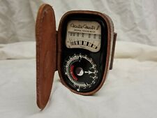 Grey Weston-Master II Light Meter, with Case