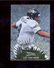 1997 CE Masters MARK BRUNELL Jacksonville Jaguars Nitro Gold Insert Card