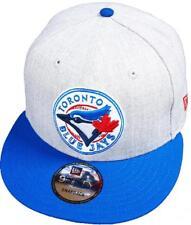 New Era Toronto Blue Jays Heather Grey Royal Snapback Cap 9 fifty Limited Edition