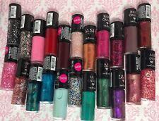 LOT  100 Hard Candy Nail Color Polish 20 SHADES Bridal baby Shower Gift Favors