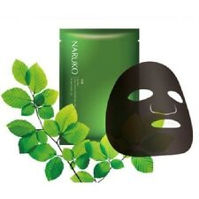Naruko Tea Tree Shine Control & Blemish Clear Face Sheet Mask 8pcs AcneTreatment