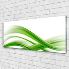Impression sur verre Image tableaux 125x50 Art Art Abstrait