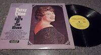 """Patsy Cline """"In Care of the Blues"""" COUNTRY LP"""