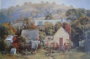 Pat Murphy, The Keeper of the Back Gate, Australian Country Scene.