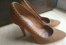 Zara suede leather shoes