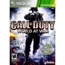 Call of Duty: World at War Xbox 360 [Factory Refurbished]