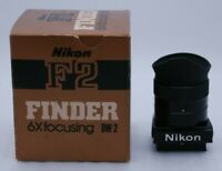 [Near Mint in Box] Nikon DW-2 Finder 6X Focusing for NIKON F2 From Japan