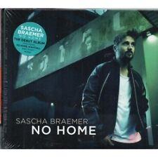 Sascha braemer-no HOME-CD-Nuovo/Scatola Originale