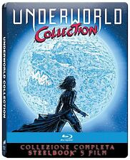 Underworld Collection 1 - 5 (Steelbook) (blu-ray) (2017)  Region Free
