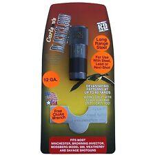 Carlson's Choke Tube 12GA Winchester Browning Mossberg Black Cloud Long R #09001
