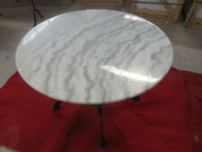 Marble Table Top ONLY - 100cm diameter Delivered** REDUCED from $450