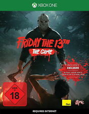 Friday the 13th - The Game (Microsoft Xbox One) NEU & OVP