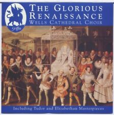 Wells Cathedral Choir - Glorious Renaissance [New CD]