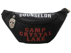 Friday The 13th Camp Crystal Lake counselor Fanny Pack-Bioworld-  Jason Voorhees