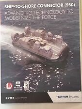 Ship to Shore Connector SCC TEXTRON SYSTEMS Military Data Sheet Leaflet