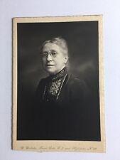 Victorian Cabinet Card Photo: Lady: Wedlake: Named HUMMEL