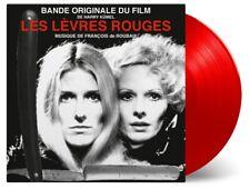 Francois De Roubaix Les Levres Rouges 7 inch RED Vinyl Record Store Day 2019 RSD