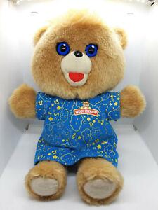 Teddy Ruxpin Lullaby Hug N Sing Interactive Plush Bear 12 Inch Stuffed Toy