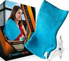 Large Electric Heating Pad for Back Pain and Cramps Relief -Extra Large