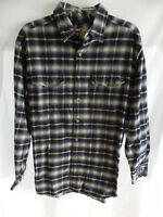 Mens Woolrich Flannel Shirt NICE Size XL XXL Heavy Thick Sturdy Cotton Hunting