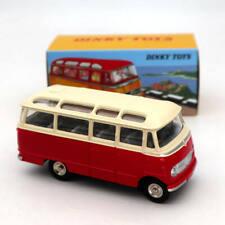 Atlas 1:43 Dinky toys 541 Petit Autocar Mercedes Benz Small Bus Diecast Models