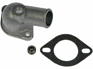 For 1979-1980 GMC C1500 Thermostat Housing Dorman 73814ZS 4.8L 6 Cyl