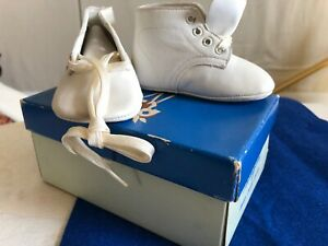 Trimfoot Baby Deer Shoes,Vintage size 0
