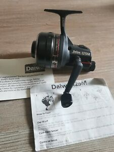 Daiwa Harrier 125M Graphite Closed Face Fishing Reel In Pristine Condition