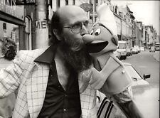 Vader Abraham with Smurf - Vintage Press Photo Photo Norbert Unfried (U-5978
