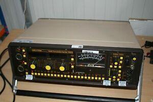 Neutrik Audio Transmission Test Set TT402A