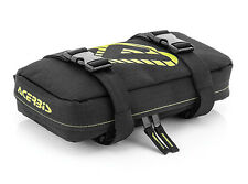 New Acerbis Front Fender Tool Bag Enduro Trail Green Laning