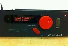 Waldorf MicroWAVE-OLED Display!