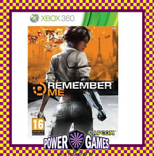 Remember Me (Microsoft Xbox 360) Brand New