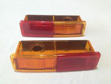 NEW PAIR OF REAR QUARTER LAMP BODYS TO SUIT XA - XB  FORD FALCON ALL BODY TYPES