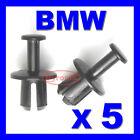 BMW RADIATOR FAN SHROUD HOUSING FRAME MOUNTING CLIPS E30 E34 E36 E46 3 5 Series
