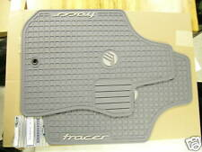 NEW FORD MERCURY TRACER FLOOR MATS OPAL GREY 1997 2002
