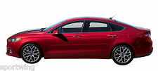 BODY SIDE Moldings PAINTED Trim Mouldings For: FORD FUSION 2013-2017