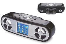 "LETTORE MP3/WMA/WAV/MP4-AVI - SD/MMC - RADIO FM - LINE IN - LCD TFT 2"" - DVC202G"