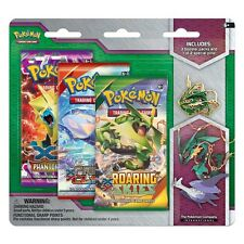 XY Mega Evolution Collector''s Pin Blister Pack - Mega Rayquaza or Latios