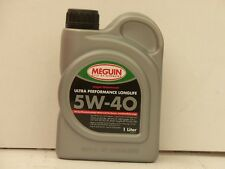Meguin Megol Ultra Performance Longlife 5W-40 1 Ltr MB VW BMW Fiat