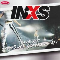 INXS Live At Wembley Stadium '91 2CD BRAND NEW Michael Hutchence