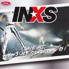 INXS Live At Wembley Stadium '91 2CD BRAND NEW Michael Hutchence