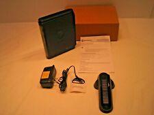 AT&T Motorola NVG510 U-Verse Wireless Gateway ATT DSL Modem Router 4-port Kit