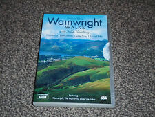 WAINWRIGHT WALKS : SERIES ONE (1) - JULIA BRADBURY BBC DVD IN VGC (FREE UK P&P)