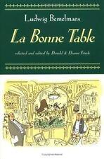 La Bonne Table by Ludwig Bemelmans Paperback Book (English) - Free Shipping!