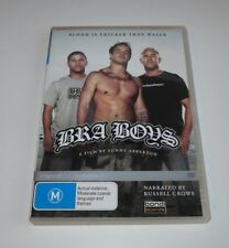 Bra Boys - R4 - DVD - 2007 - edc