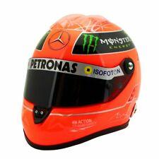 Michael Schumacher Helm 1:2 - Mercedes - Formel 1 - Saison 2012 - Schuberth