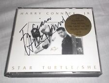 HARRY CONNICK JR AUSTRALIAN TOUR EDITION STAR TURTLE/SHE ALBUM MUSIC CD SIGNED